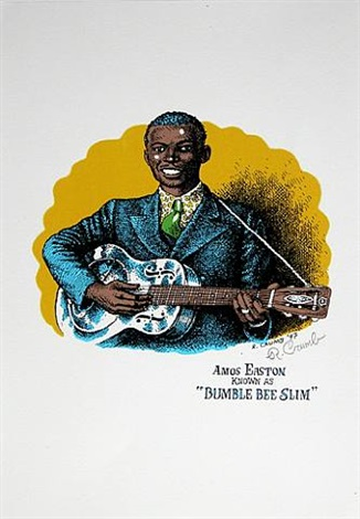 amos easton by robert crumb