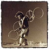 taos hoop dancer #1 by david michael kennedy