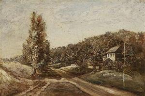 bloomingdale road by ralph albert blakelock