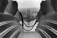 bay bridge construction by peter stackpole