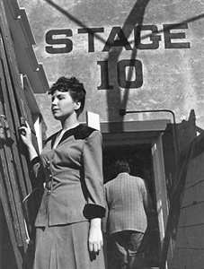 stage door, paramount by peter stackpole