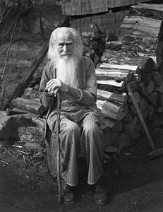 my father at 90 by imogen cunningham