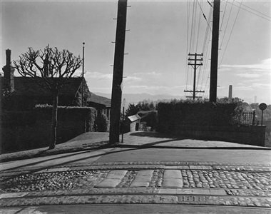 hyde street, san francisco by brett weston