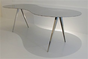 mini-cartier table by ron arad