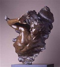 ex nihilo, fragment no. 3, full scale by frederick hart