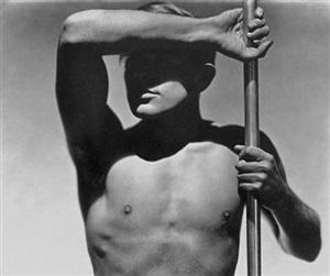 horst torso, paris by george hoyningen-huene