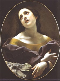allegory of patience by carlo dolci