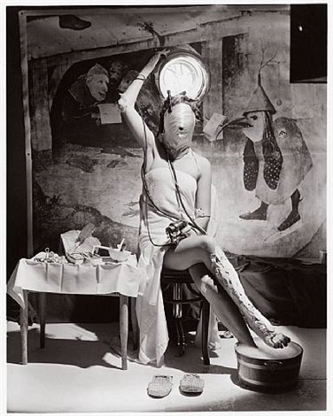 electric beauty by horst p. horst