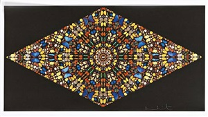 faithless by damien hirst