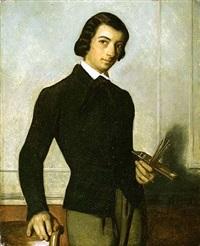 self portrait by alexandre cabanel