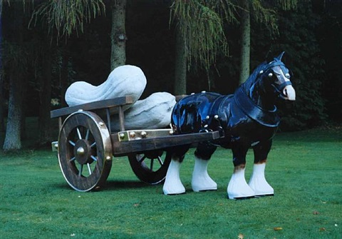 perceval by sarah lucas