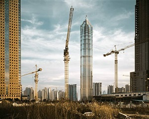 new construction: shanghai by stephen wilkes