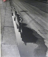 puddle, paris by ilse bing