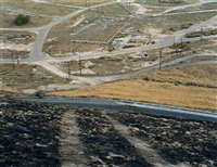 china grade loop, bakersfield, california 2006 (from american power) by mitch epstein