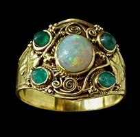 artificers' guild ring by edward spencer