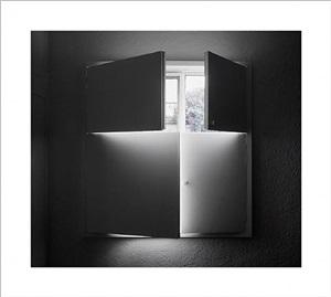 untitled (barragan house, #35) by luisa lambri