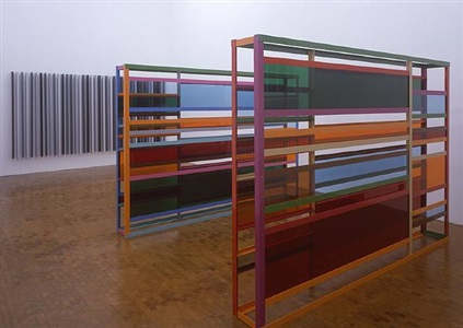 installation view by liam gillick
