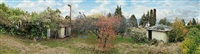 orchard view with the effects of seasons (variation #1) by scott mcfarland