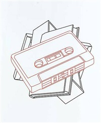 order of appearance: cassette by michael craig-martin