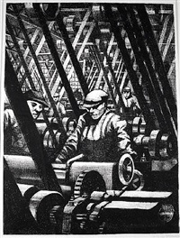 making the engine by christopher richard wynne nevinson