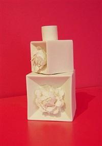 flower vase/candleholder by andré dubreuil