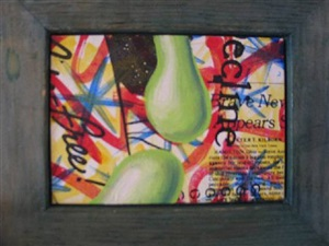 appears by kenny scharf