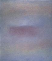 blue series i by jon schueler
