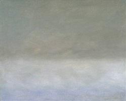 sky shadow over sleat by jon schueler