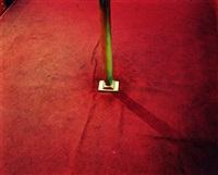 base of stripper pole, peep show, ca by lisa kereszi