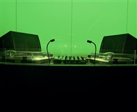 dj booth, south beach by lisa kereszi