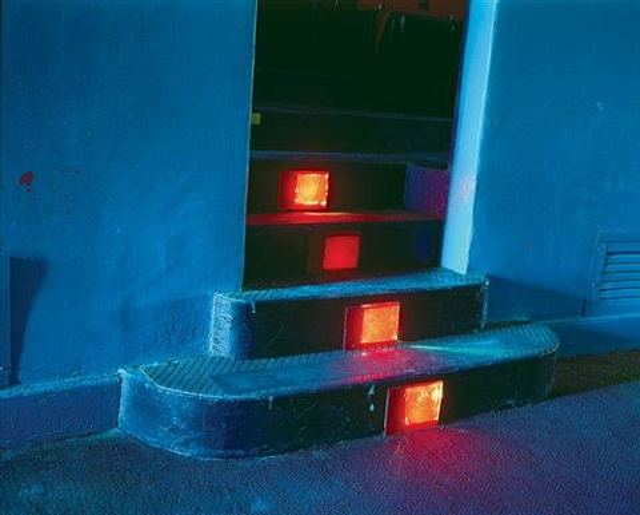 theater steps, governors island, ny by lisa kereszi