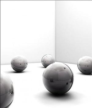 micro.spheres by julius popp