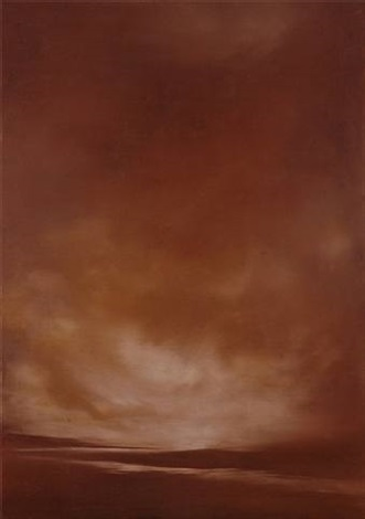 umber ochre study by curtis phillips