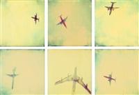 planes, 6 pieces by stefanie schneider