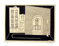 arch no. 1 by stuart davis