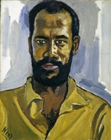 abdul rahman by alice neel