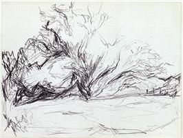 untitled (dune brush) by myron stout