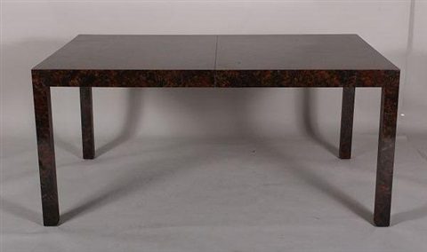 Parsons Style Dining Table By Drexel