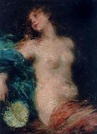 etude de femme (356) by henri fantin-latour