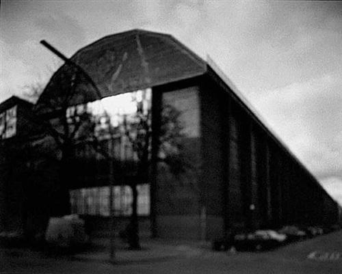 aeg turbinen factory - peter behrens by hiroshi sugimoto