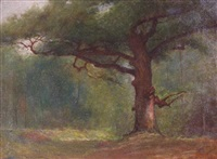 dagobert oak by william sartain