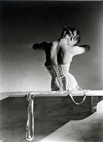 mainbocker corset by horst p. horst