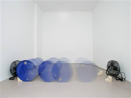 installation by roman signer