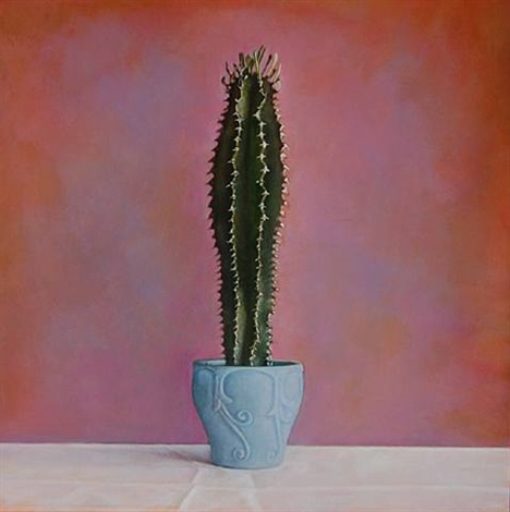 cactus 4 by kate breakey