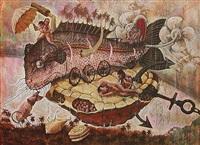 series de la barca de mi fantasia #1 by victor huerta batista