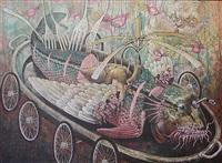 series de la barca de mi fantasia #2 by victor huerta batista