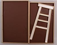 my stool (in 2 part box) by joe zucker