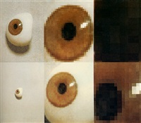 eye (pair of 2) by grenville davey