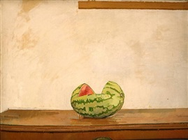 watermelon in morocco by euan uglow