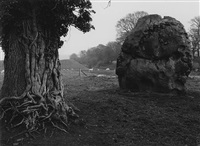 avebury, england by paul caponigro